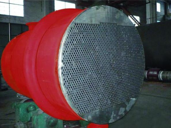 <b>钛管冷凝器中的加热方式和超重力技能的运用</b>