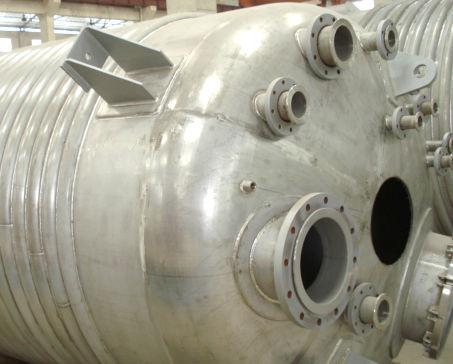 反应釜搅拌器的分类与应用