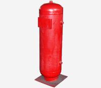 加热炉空气换热器自动保护系统