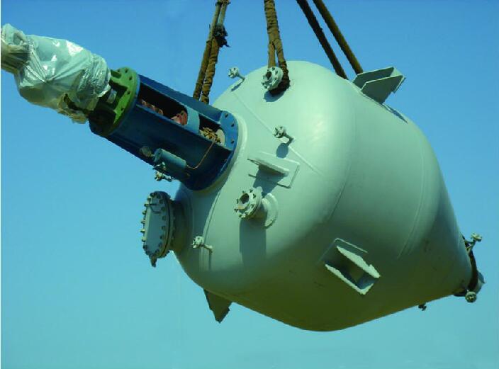 关于搪瓷反应釜安装施工方案