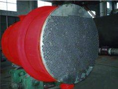 F=600m2钛换热器