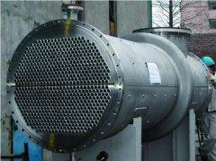 400m2镍换热器