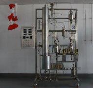 不锈钢萃取精馏设备及萃取精馏工艺