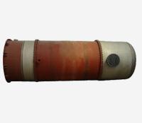 钛管冷凝器的工作原理