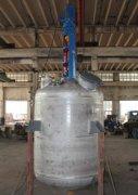 正确安全的操作不锈钢反应釜-正太
