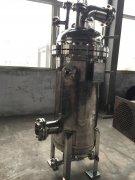 自动反冲洗过滤器在钢厂水处理中的应用