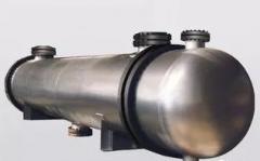 钛管冷凝器在冶金设备应用