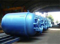 钛制冷凝器在冶金设备应用