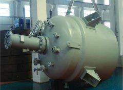 高压反应釜使用前注意事项