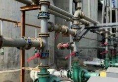 管道的设计压力、温度以及试验压力